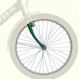 Обода и велосипедные колёса в сборе - Колесо 24 MD Стелс переднее пром, 0
