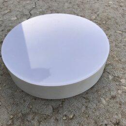 Ночники и декоративные светильники - Светильник светодиодный круглый накладной декоративный, 0