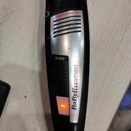 Электробритвы мужские - Триммер бритва для бороды BaByliss E 845Рабочая, 0