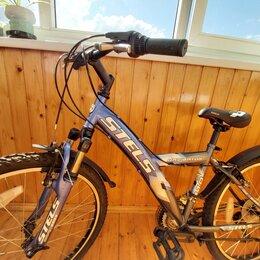 Велосипеды - Велосипед STELS Navigator 410 (2012), 0
