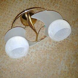 Настенно-потолочные светильники - Люстра, 0