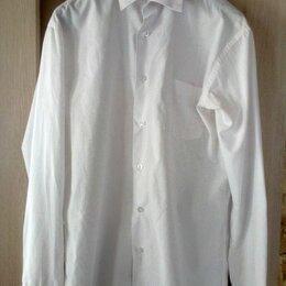 Рубашки - Мужская рубашка (белая) Casino, размер 46-48 (M), 0