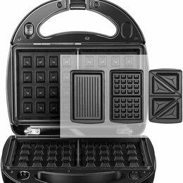 Сэндвичницы и приборы для выпечки - Мультипекарь Redmond RMB-M604, 0