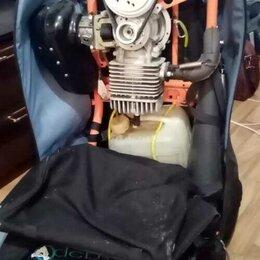 Прочее - Мотопароплан провокатор симка шесть часов налета двигатель не обкатан, 0