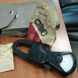 Измерительные инструменты и приборы - Винтажные Токоизмерительные клещи Ц91 1967гв, 0