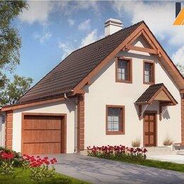 Готовые строения - Энергоэффективный каркасный дом кд-520 11х13 м, 0