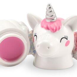 Для губ - Косметика для девочек Martinelia Единорог с крыльями Бальзам для губ, клубника, 0