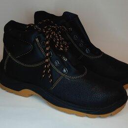 Обувь - Ботинки мужские юфть дублированные новые, р.43, 0