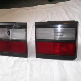 Электрика и свет - Задние фонари в дверце багажника, 333945107 , Фольксваген Пассат Универсал, В-3, 0