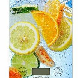 Прочая техника - Весы кухонные электронные, макс. вес 5кг, цена деления 1гр. 2  ААА,  IR-7239, 0
