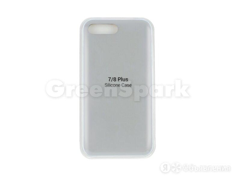Накладка Vixion для iPhone 7 plus/8 plus (серебро) по цене 300₽ - Чехлы, фото 0