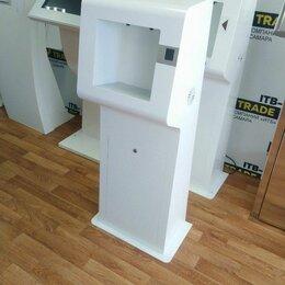 Оборудование и мебель для медучреждений - Дезинфектор для рук с измерением температуры., 0