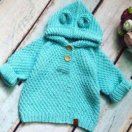 Свитеры и кардиганы - Детский вязаный свитер , 0
