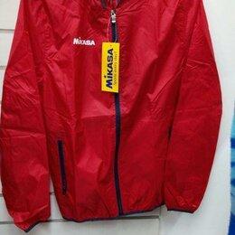 Спортивная защита - Волейбол Mikasa куртка ветровка размер L Новая, 0