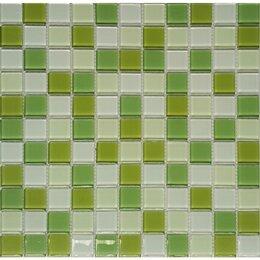 Мозаика - Мозаика Tessare 30,0х30,0х0,4см стекло зелено-изумрудный шт(HJM22), 0