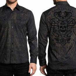 Рубашки - Новая рубашка Affliction Conjure, 0