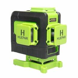 Измерительные инструменты и приборы - Профессиональный лазерный уровень/нивелир  Huepar 903DG, 0