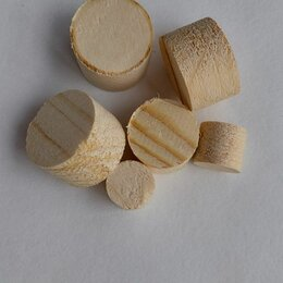 Пиломатериалы - Деревянные чопики, пробки, заглушки, 0
