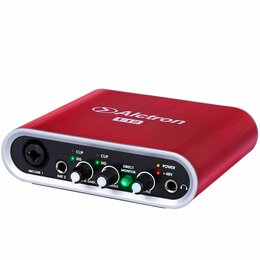 Оборудование для звукозаписывающих студий - Alctron U12 Аудиоинтерфейс USB, 0