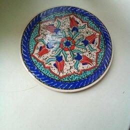 Декоративная посуда - Настенная тарелка, 0