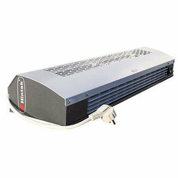 Тепловые завесы - Завеса тепловая 3кВт 0.6м 220В стич-элемент…, 0