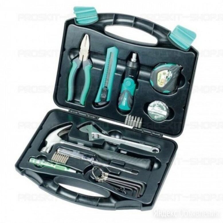 Набор инструментов Pro'sKit PK-2030T по цене 3179₽ - Наборы инструментов и оснастки, фото 0