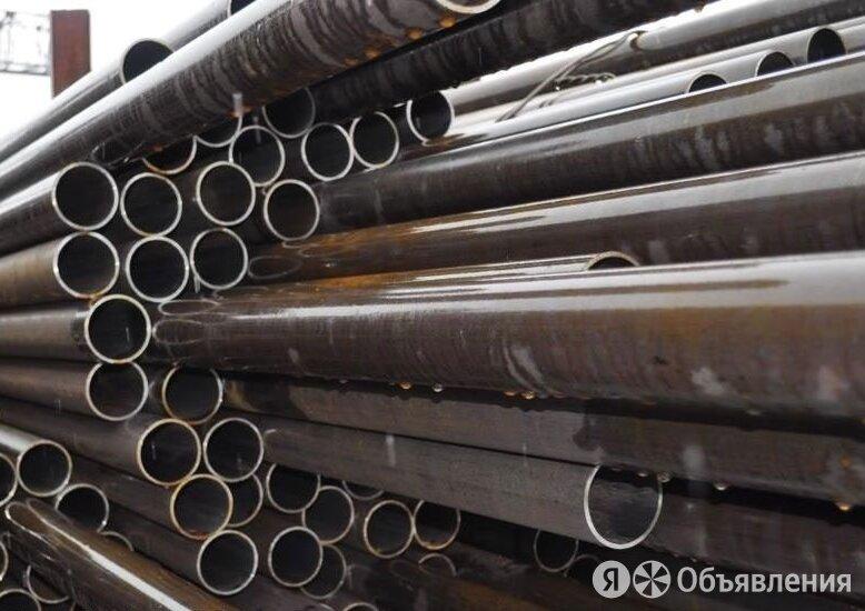 Труба бесшовная 83х12 мм ст. 09Г2С ГОСТ 8732-78 по цене 49496₽ - Металлопрокат, фото 0