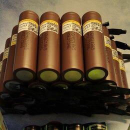 Аккумуляторные батареи - Высокотоковые аккумуляторы liitokala 18650, 0