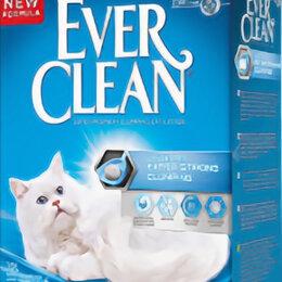Наполнители для туалетов - EVER CLEAN EXTRA STRONG CLUMPING UNSCENTED наполнитель бентонит без запаха, 0