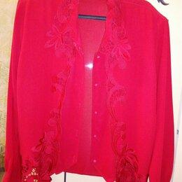 Блузки и кофточки - Блузка женская с вышивкой, 0