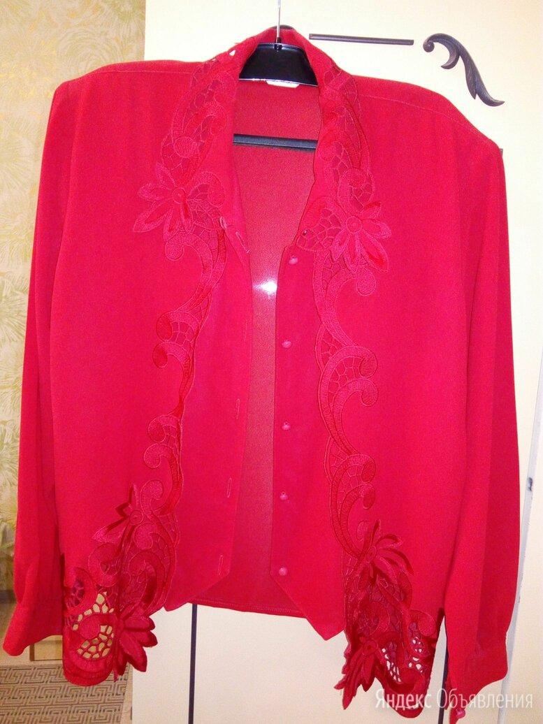 Блузка женская с вышивкой по цене 2000₽ - Блузки и кофточки, фото 0