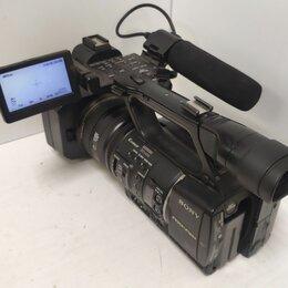 Видеокамеры - Видеокамера sony pmw-100 xdcam, 0
