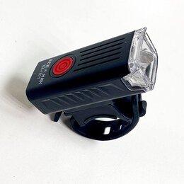 Фонари - Велосипедный передний аккумуляторный фонарь BZ-157, 0