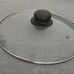 Крышки и колпаки - Нужная крышка стеклянная 24,5 - 25 см, 0