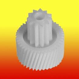 Аксессуары и запчасти - Шестеренка для электромясорубок Tefal. Ø33мм/17мм; зуб: 41/11 кос/прям; H=39мм., 0