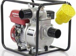 Мотопомпы - Бензиновая мотопомпа Honda WB30 XT3 DRX, 0