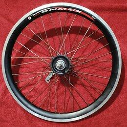 Обода и велосипедные колёса в сборе - Колесо 20 дюймов, 0