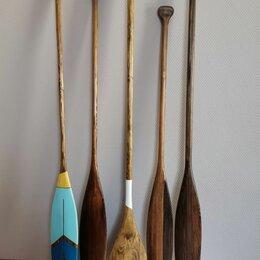 Аксессуары  - Весло  деревянное, 0
