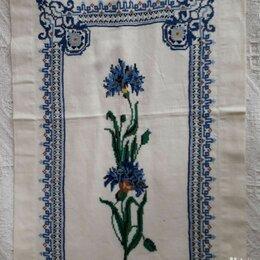 Скатерти и салфетки - Дорожка салфетка с вышивкой крестом, 0