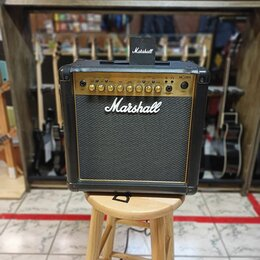Гитарное усиление - Комбоусилитель Marshall MG15CFX, 0