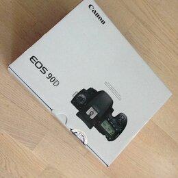 Фотоаппараты - Фотоаппарат Canon 90d Body, 0