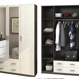 Шкафы, стенки, гарнитуры - Шкаф квадро 4-х створчатый , 0