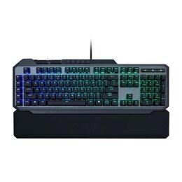 Клавиатуры - Клавиатура cooler master mk-850, 0