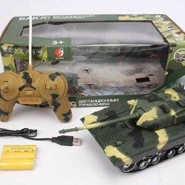 Радиоуправляемые игрушки -  Танк 163-R7035A на радиоуправлении , 0