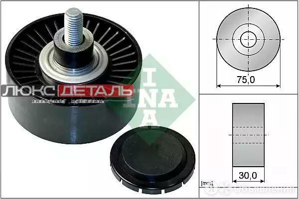INA 532075110 Ролик натяжителя поликлин.ремня  по цене 1586₽ - Двигатель и топливная система , фото 0