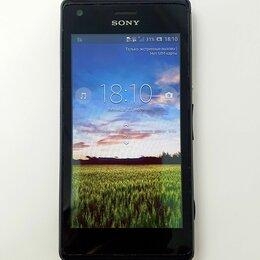 Мобильные телефоны - Смартфон Sony Xperia M 1Гб 4Гб C1905 Black чёрный, 0