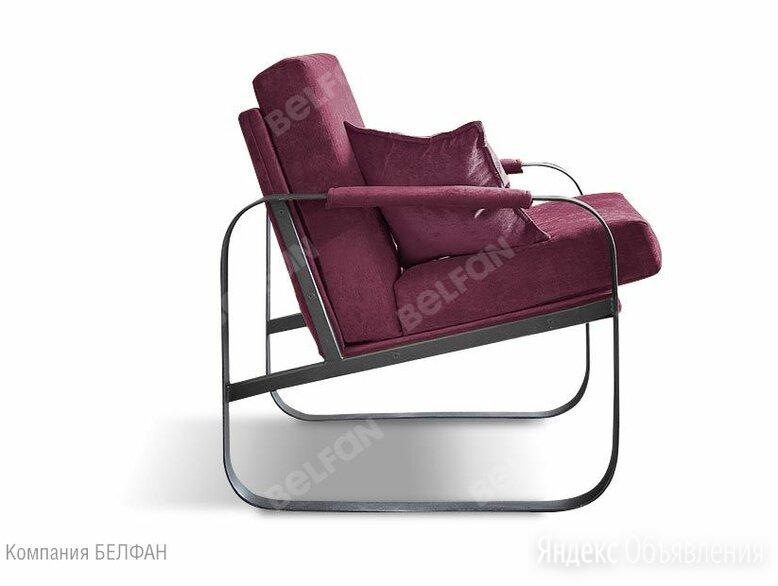 """Кресло """"Фил""""; нераскл.; черный; Velvet Lux 31 (гр.2/СМ) по цене 20339₽ - Кресла, фото 0"""