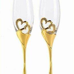Бокалы и стаканы - Фужеры свадебные, 0