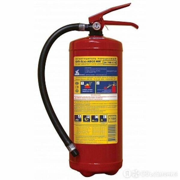 Огнетушитель ПОЖТЕХНИКА МИГ ОП-6(з) МИГ d156 нерж. d156 ( по цене 5050₽ - Противопожарное оборудование и комплектующие, фото 0