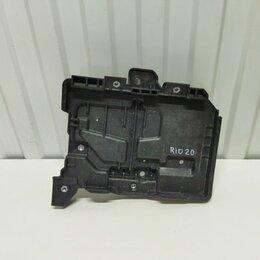 Аккумуляторы и комплектующие - Крепление АКБ Kia Rio X-Line ХЭТЧБЕК 1.4 G4LC 2019, 0